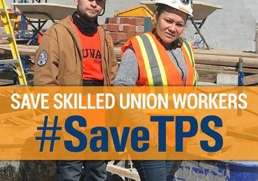 La lucha de TPS continúa al frente en la primera línea/Essential Workers w/ TPS Continuing Fight on Frontlines