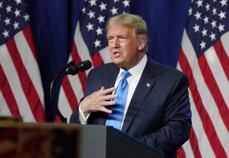 Donald Trump parece convencido de que no puede ganar unas elecciones limpias... y esta es la prueba