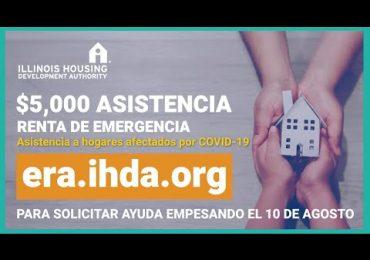 Programa de asistencia de emergencia para pago de Renta en Illinois/Illinois Emergency Rental Assistance Program