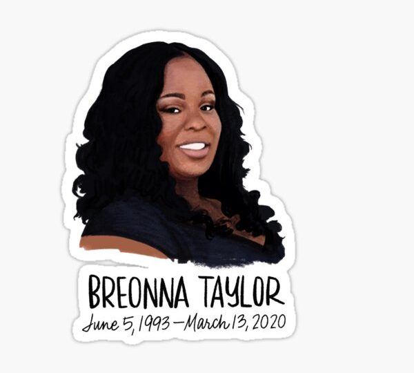Breona Taylor should be alive/Breona Taylor debería estar viva