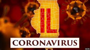 Nuevas estadísticas de Coronavirus en Illlinois/New Coronavirus Statistics in Illinois