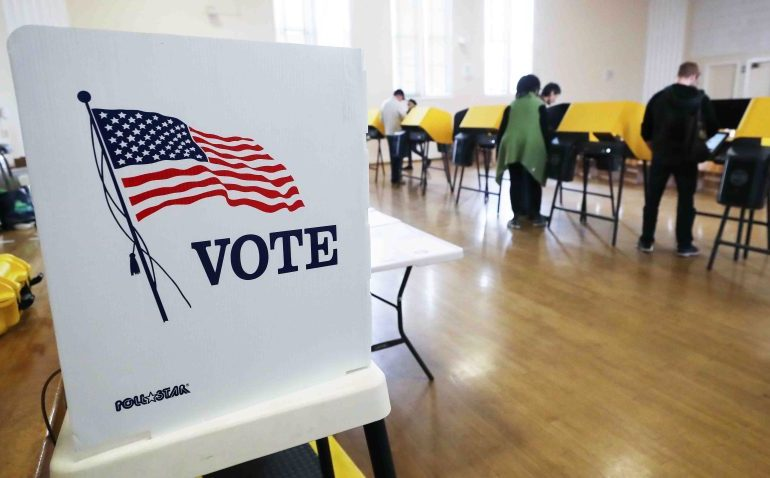 Ahora puede acudir a votar anticipadamente a 50 Distritos de la Ciudad