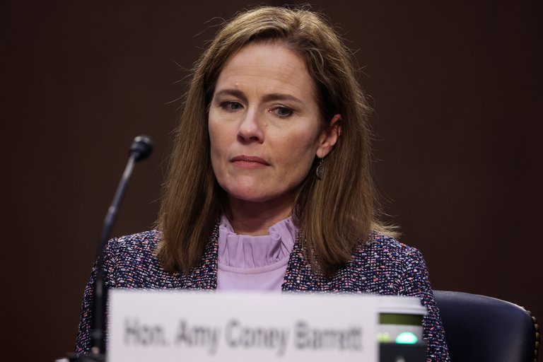Inconformidad y preocupación si se ratifica a Amy Coney Barret al Tribunal Supremo