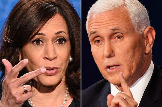 "Kamala Harris marcó el debate con la frase ""Señor vicepresidente, estoy hablando""/Kamala Harris marked the debate with the phrase ""Mr. Vice President, I am speaking"""