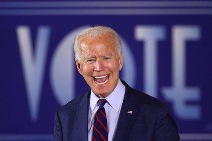 La campaña de Joe Biden recaudó otra cifra récord tiene más de 400 millones para la recta final