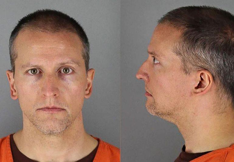 El policía acusado de matar a George Floyd sale de prisión después de pagar un millón de dólares