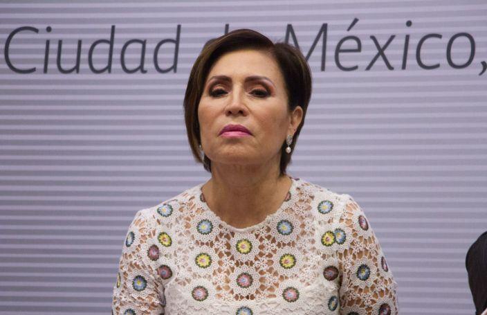 Rosario Robles cambia de opinión