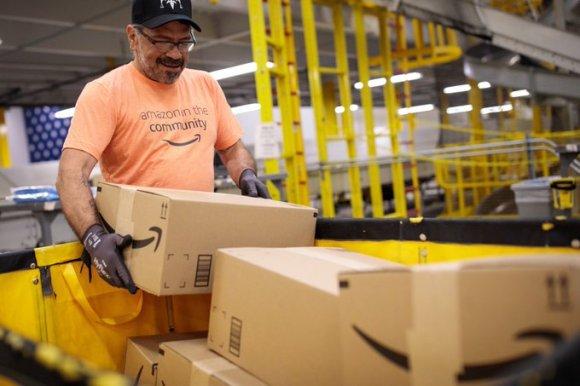 Amazon rompe récords en la temporada festiva