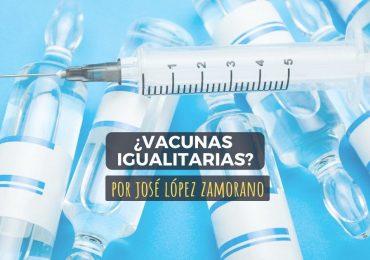 ¿Vacunas igualitarias?