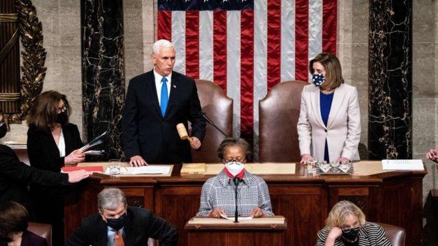 Enmienda 25 o 'Impeachment':