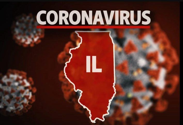 Illinois tiene 8.757 nuevos casos por coronavirus/Illinois has 8,757 new coronavirus cases
