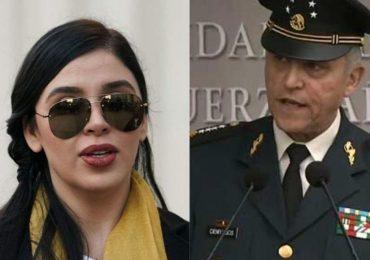 """Abogado de Emma Coronel pide a AMLO darle a su clienta el """"trato Cienfuegos"""""""