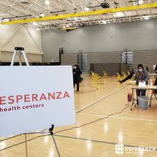Esperanza Health Centers abre segundo Centro de Vacunación/Esperanza Health Centers opens second mass vaccination Center