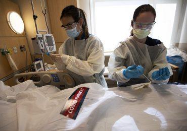 """La contagiosa variante californiana del coronavirus inquieta a los científicos: """"el diablo ya está aquí"""""""