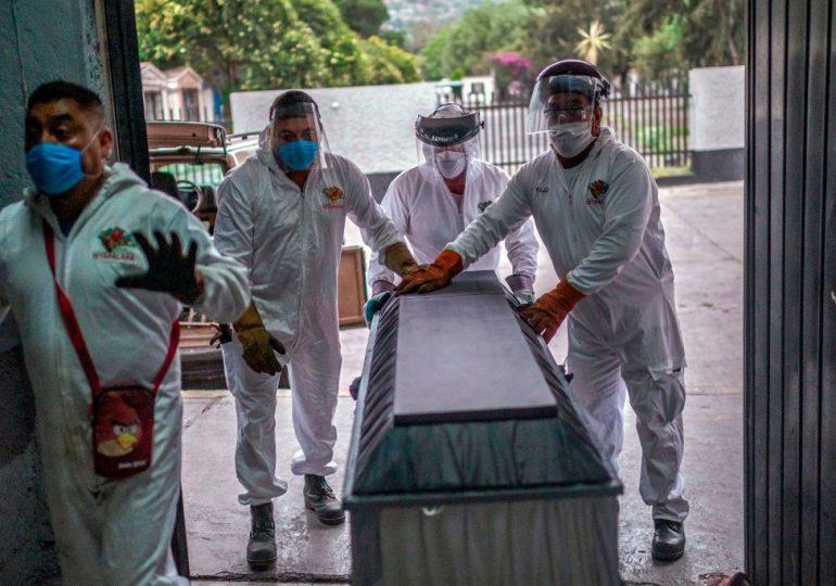 México tiene la mayor letalidad por covid-19 entre las 20 naciones más afectadas, según la Universidad Johns Hopkins