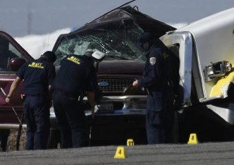Últimas actualizaciones de víctimas del accidente mortal en California