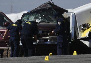 Últimas actualizaciones de víctimas del accidente mortal en California