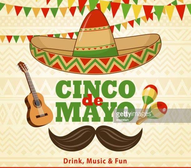 Este domingo celebración del 5 de mayo en Stickney / This Sunday celebration of May 5th in Stickney