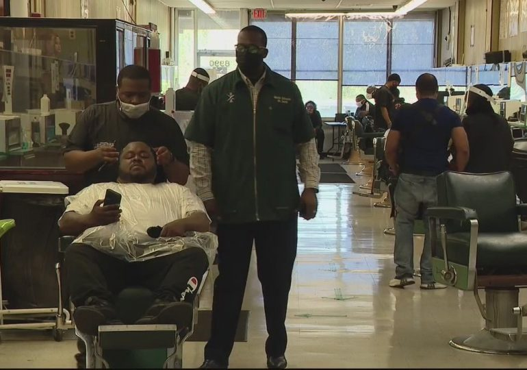 City Targets Teens and Young Adults with Special COVID-19 Vaccination Events at Barbershops