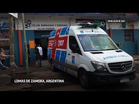 Argentina supera las 100.000 muertes por coronavirus
