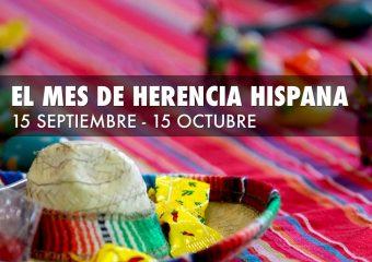 Mes de la Herencia Hispana 2021/Hispanic Heritage Month 2021