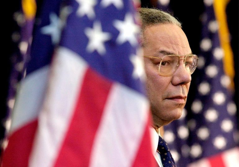 Colin Powell muere a los 84 años / Colin Powell dies at 84