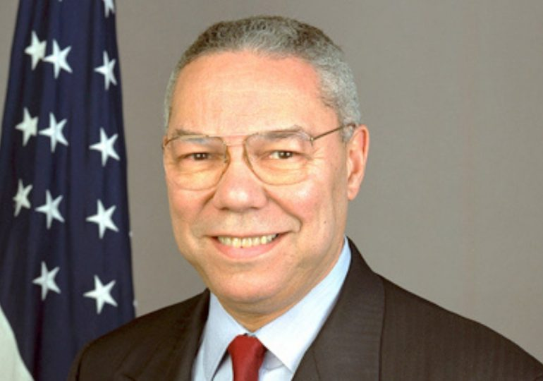 Colin Powell: Q.E.P.D.