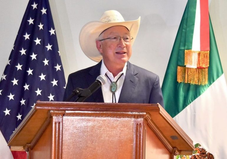 México y EU listos para reactivar actividades comerciales y turísticas