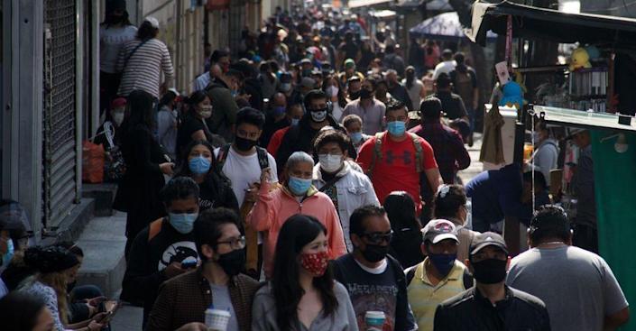 México está reportando 'un salto' en nuevas infecciones por COVID, alerta la OPS