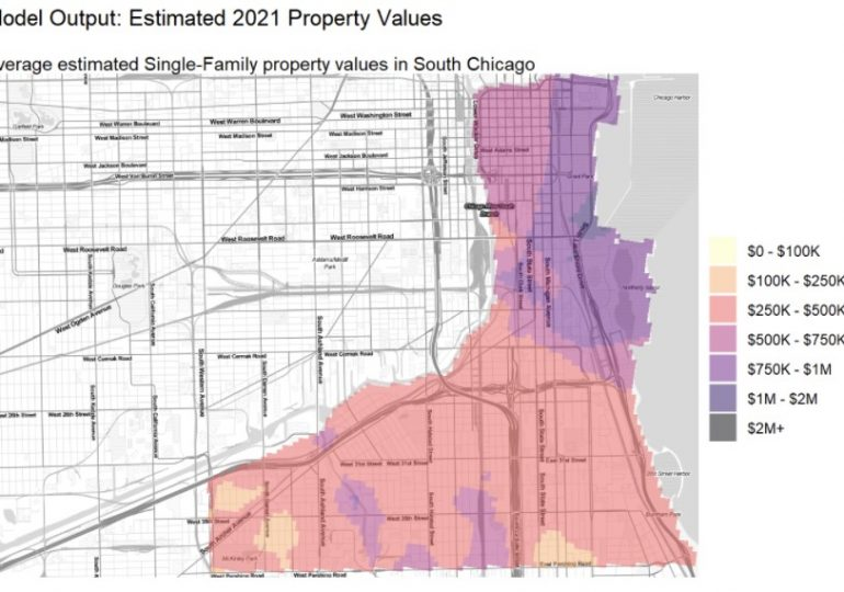 Property reassessments released for South Chicago