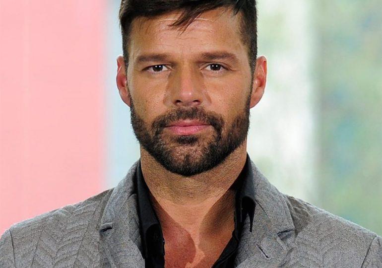 Ricky Martin se sincera y revela que sufrió de ansiedad